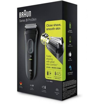 Braun Electric Shaver...