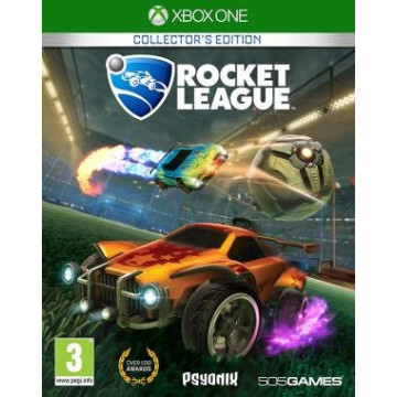 XBOX ONE Rocket League...