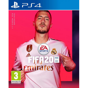 PS4 Fifa 20 (exit the 27/09)