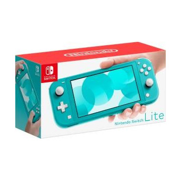 Switch Console Lite Turquoise