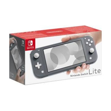 Switch Console Lite Gris