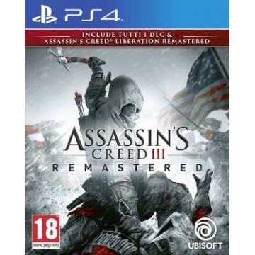 PS4 Assassin's Creed 3 +...