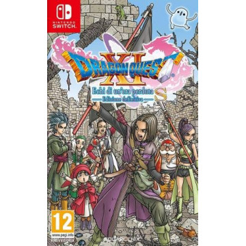 Switch Dragon Quest XI S:...