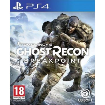 PS4 Tom Clancy's Ghost...