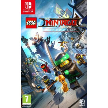 Switch LEGO Ninjago Il Film...