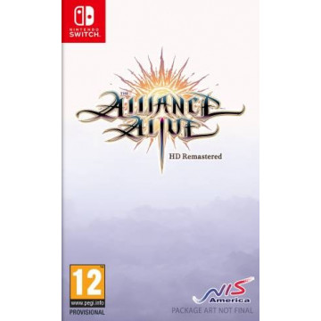 Switch The Alliance Alive...
