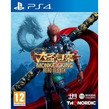 PS4 Monkey King: Hero is back