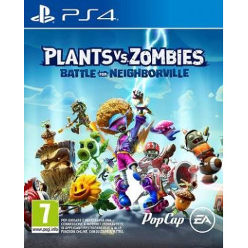 PS4 Plants VS Zombies:...