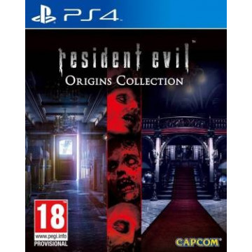 PS4 Resident Evil Origins EU