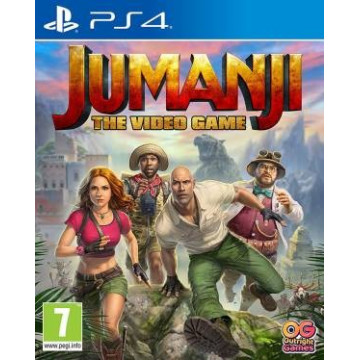 PS4 Jumanji: The Videogame EU