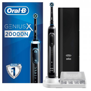 Oral-B Genius X 20000N Black