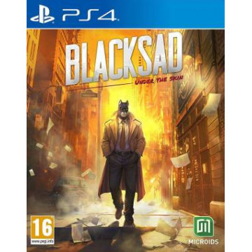 PS4 Blacksad: Under the...
