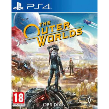 PS4 Outer Worlds EU