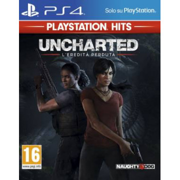 PS4 Uncharted: L'Eredità...
