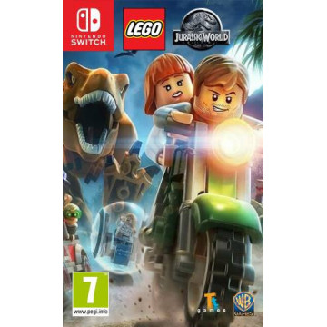 Switch LEGO Jurassic World