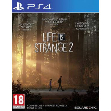 PS4 Life is Strange 2 EU