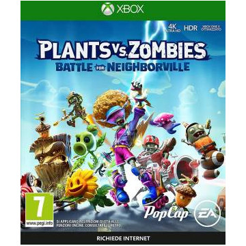 XBOX ONE Plants VS Zombies:...