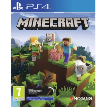 PS4 Minecraft (New Edition)