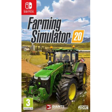 Switch Farming Simulator 20 EU