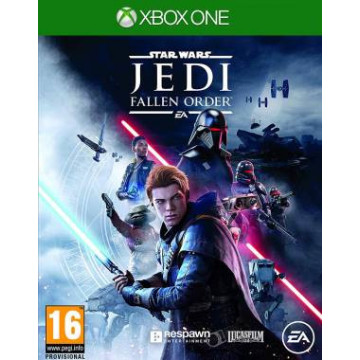 XBOX ONE Star Wars Jedi:...