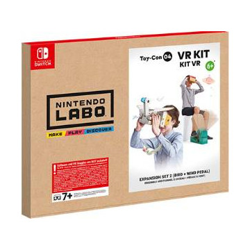 Switch LABO Kit VR - Set di...