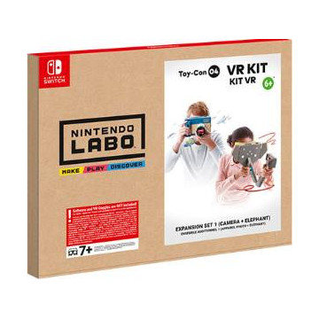 Switch LABO Kit VR -...
