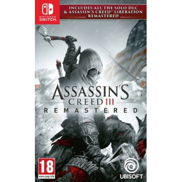 Switch Assassin's Creed 3 +...