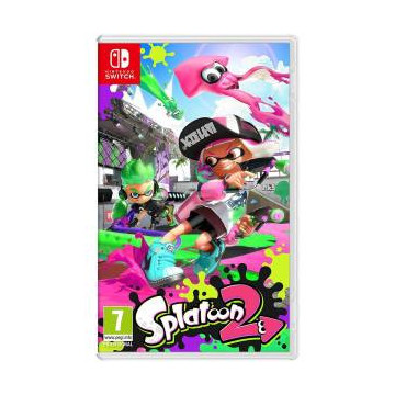 2520549 Switch Splatoon 2
