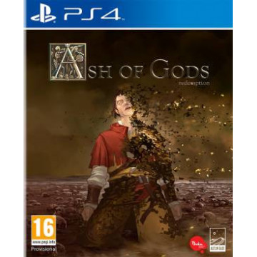 PS4 Ash of Gods: Redemption EU