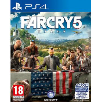 300094229 PS4 Far Cry 5