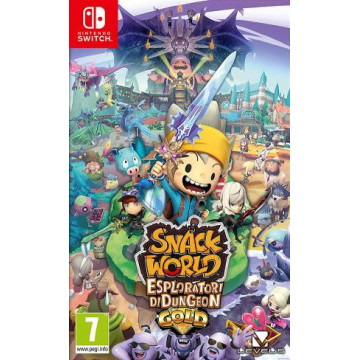 Switch Snack World:...