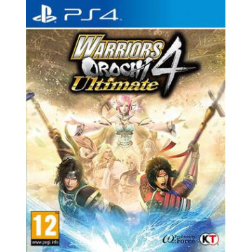 PS4 Warriors Orochi 4...