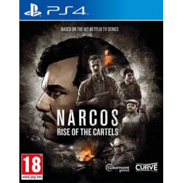 PS4 Narcos: Rise of the...