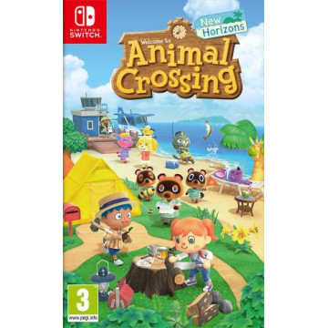 Switch Animal Crossing: New...
