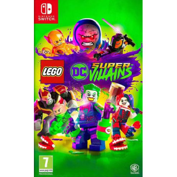 Nintendo Switch LEGO DC...