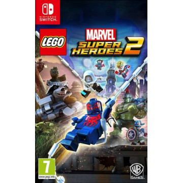 Nintendo Switch LEGO Marvel...