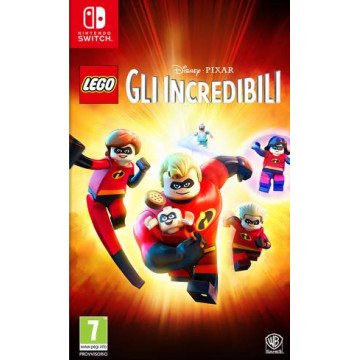 Nintendo Switch LEGO Gli...