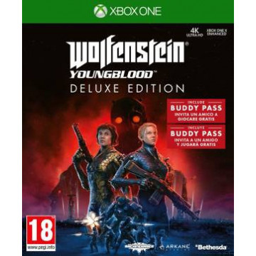 XBOX ONE Wolfenstein...