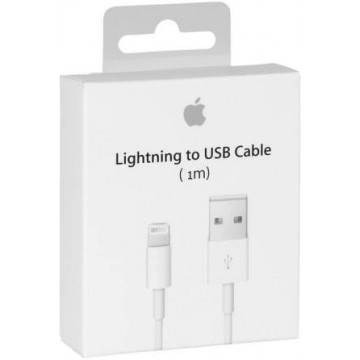 Apple Cable Lightning a USB...