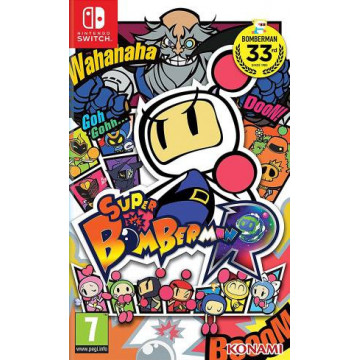 Switch Super Bomberman R EU
