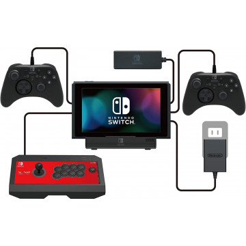 Switch Hori USB Playstand