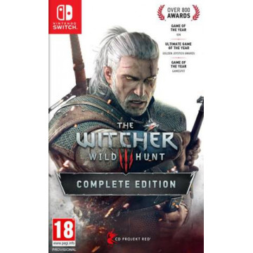 Switch The Witcher 3: Wild...