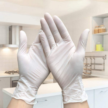 Manual Box Gloves Nitrile...