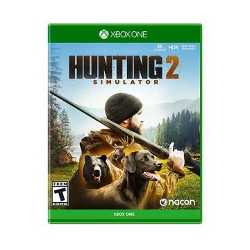 XBOX ONE Hunting Simulator...