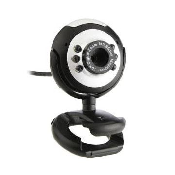 Techmade Webcam TM-C013 Black