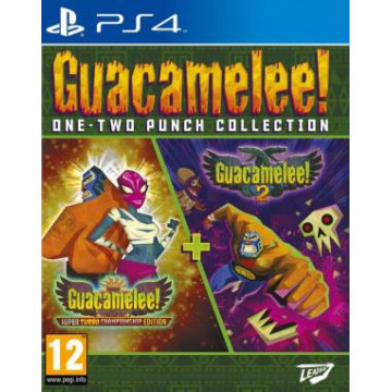 PS4 Guacamelee! One + Two...