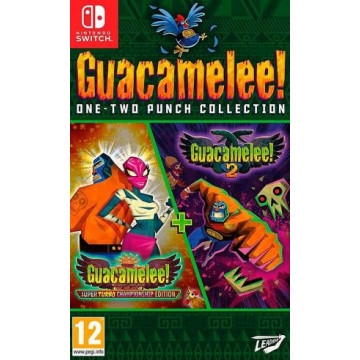 Switch Guacamelee! One +...