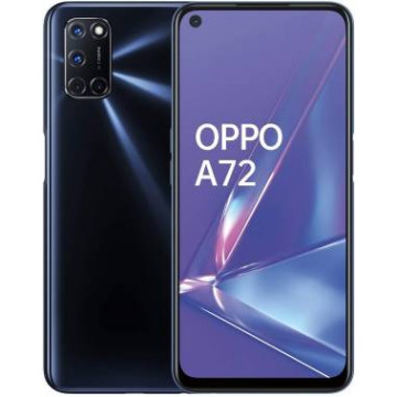 "OPPO A72 4+128GB 6.5"" Nero DS"