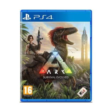PS4 Ark Survival Evolved EU