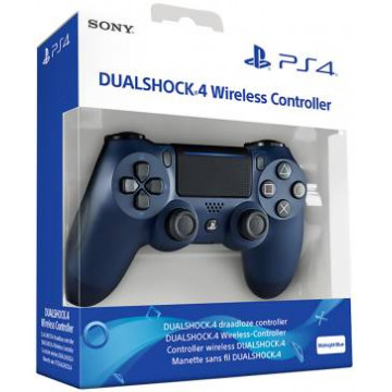 PS4 Dualshock 4 Midnight...